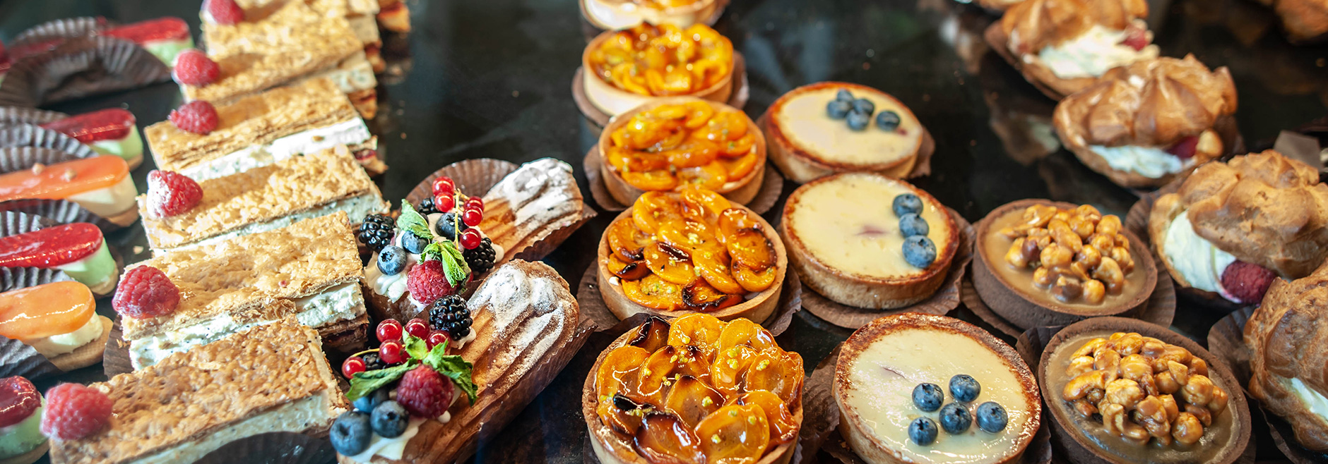 Baked Goods in Summit County Colorado | Paragon Lodging