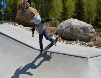 Breckenridge Skate Park