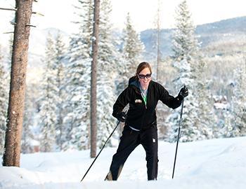 Breckenridge Nordic Skiing