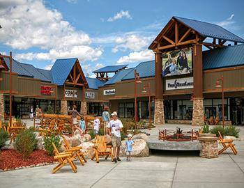 Shopping Breckenridge Colorado