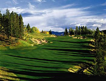 summit county golf options in Colorado