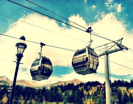 Breck Connect Gondola | Colorado Fall Activities | Paragon Lodging