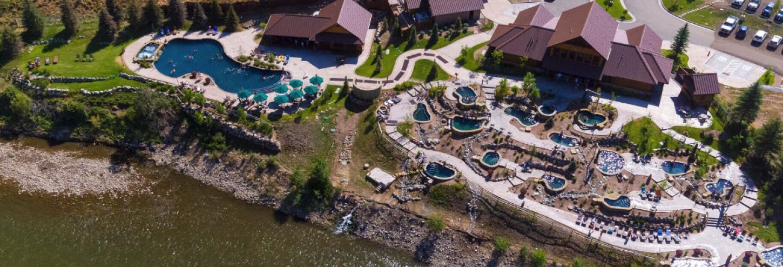 Iron Mountain Hot Springs - Beyond Breckenridge   Paragon Lodging