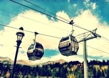 Breck Connect Gondola | Breckenridge, CO Fall | Paragon Lodging