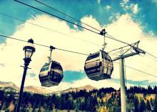 Breck Connect Gondola | Breckenridge, CO Fall | Paragon Lodging