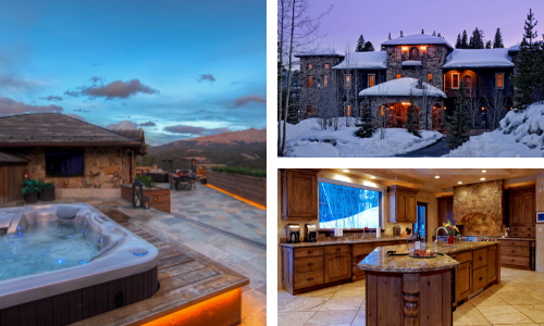Chateau of Breckenridge, 5+ Bedroom
