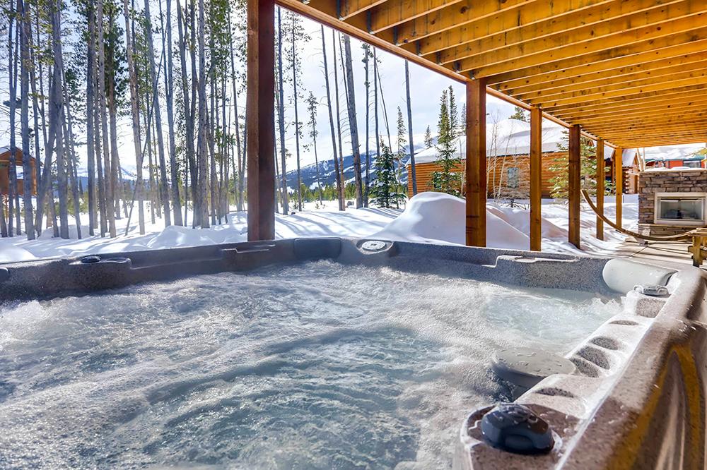 La Maison Di Montagna | Breckenridge Rental with Hot Tubs