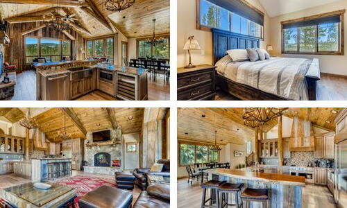 Fox Run Cabin, 4 Bedroom