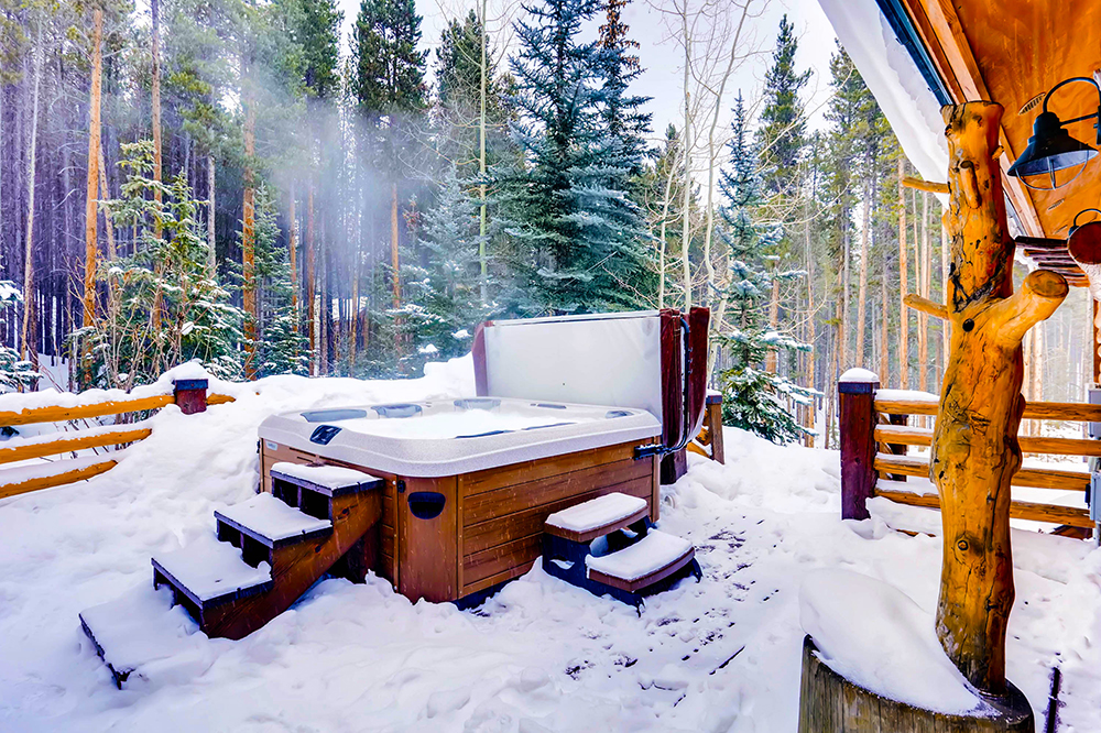Morning Star | Breckenridge Vacation Rentals with Hot Tubs