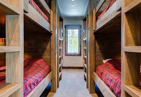 Summit At Shockhill Bunk Rooms | Family Breckenridge Rentals